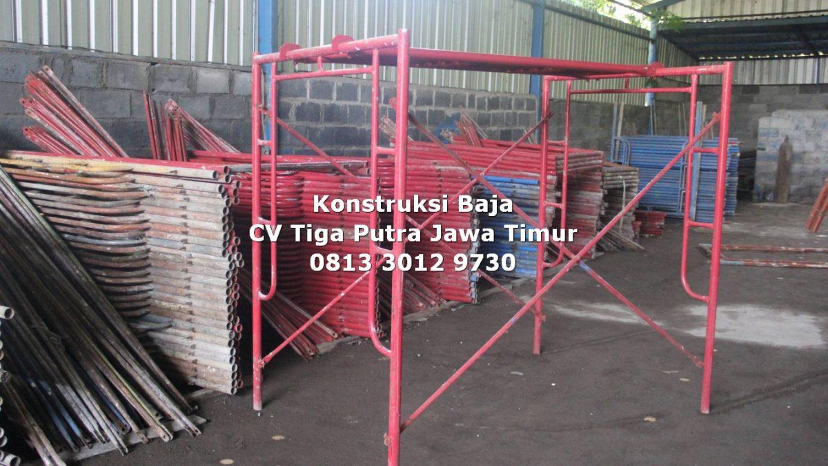 Harga Jual Sewa Scaffolding Steger Terbaru | H. YAYAR FUAD 0813 3012 9730
