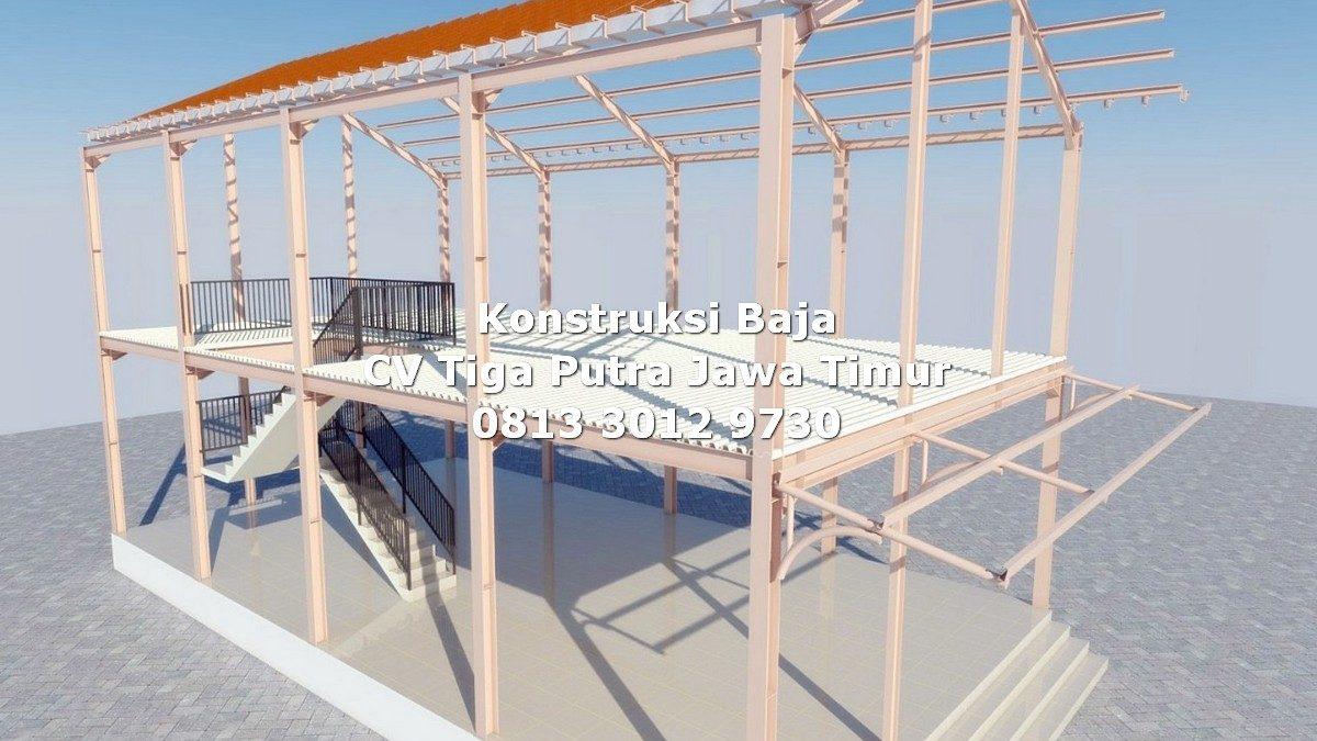 Kontraktor Konstruksi Baja Murah Terbaik – Yayar Fuad 0813 3012 9730