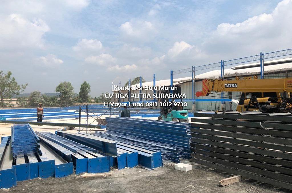 Harga Jasa Pemasangan Besi H Beam WF – H. YAYAR FUAD 0813 3012 9730