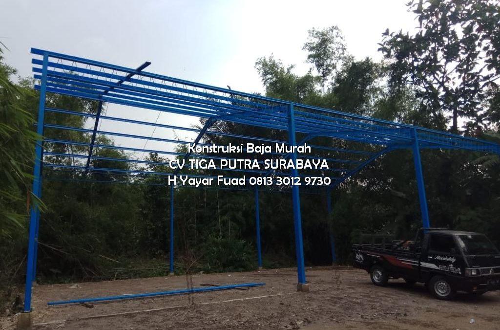 Harga Borong Konstruksi Baja WF – Info Jasa Baja Berat – CV Tiga Putra Yayar Fuad 0813 3012 9730