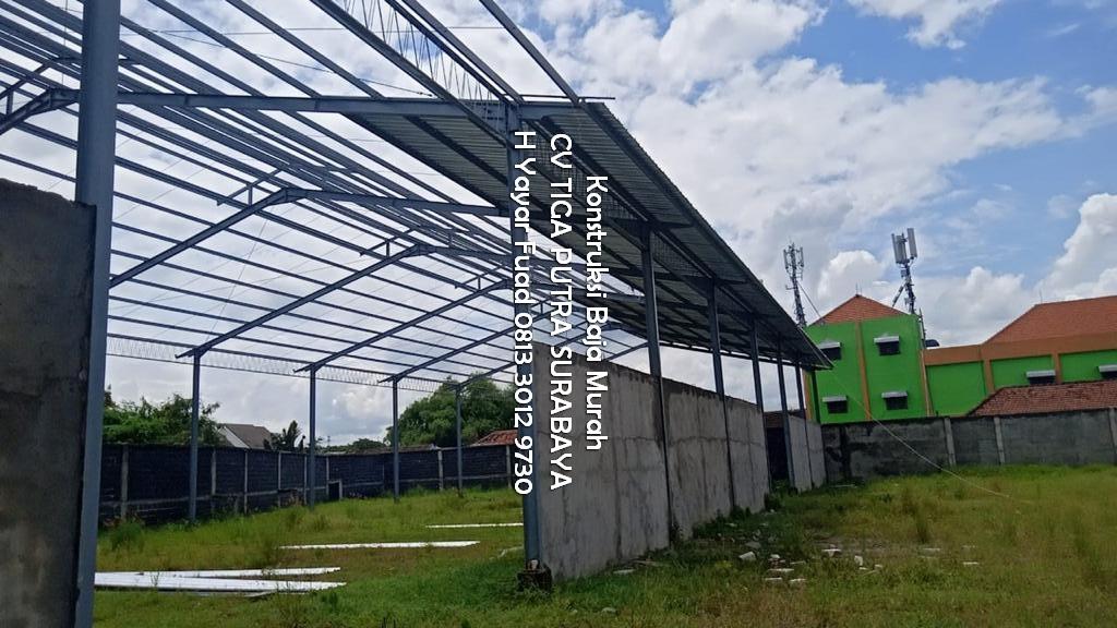 Kelebihan Konstruksi Baja Modern – Kontraktor Baja Profesional CV. TIGA PUTRA – H. YAYAR FUAD 0813 3012 9730