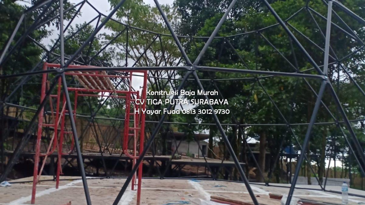 Jasa Konstruksi Membangun Bisnis Kemah Glamping di Lokasi Wisata – H. YAYAR FUAD 0813 3012 9730