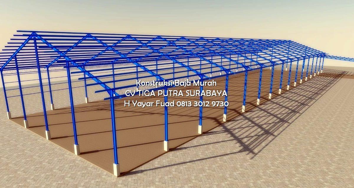 Hitung Harga Borong Konstruksi Baja WF H Beam Terbaru – CV Tiga Putra H. YAYAR FUAD 0813 3012 9730