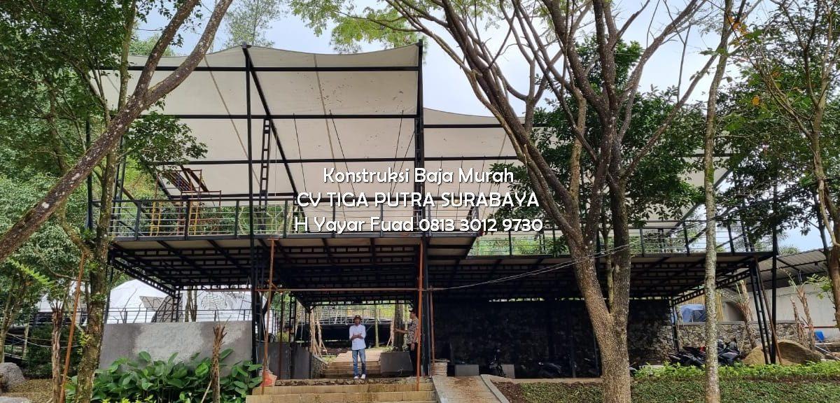 Harga Kanopi Membran Per Meter Terbaru – Canopy Membrane Surabaya – H. YAYAR FUAD 0813 3012 9730