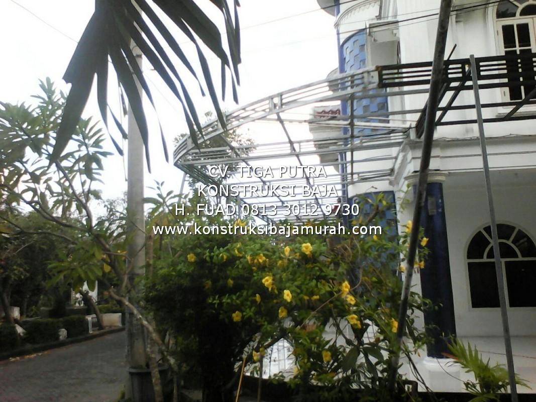 Bengkel Las Pagar Kanopi Terbaik Termurah Surabaya Sidoarjo