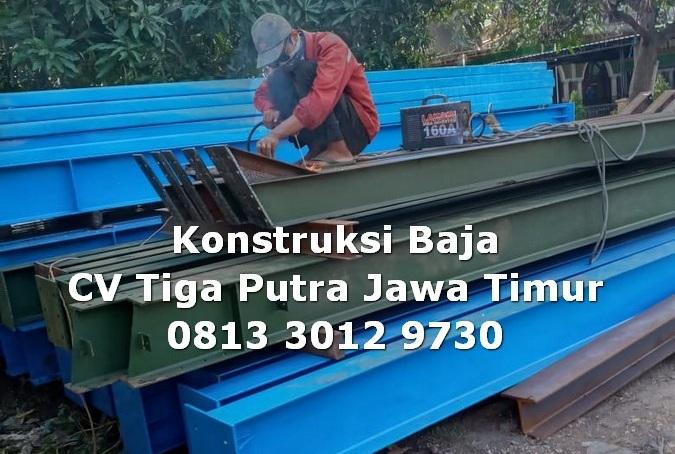 Workshop Bengkel Las Konstruksi Baja – H. YAYAR FUAD 0813 3012 9730 – CV Tiga Putra Surabaya