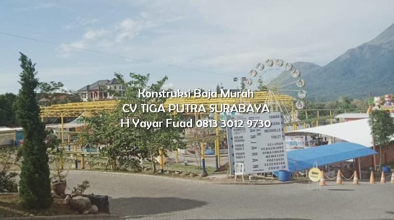 Jasa Tenda & Kanopi Membrane Dome – Promo Harga Diskon – H. YAYAR FUAD 0813 3012 9730