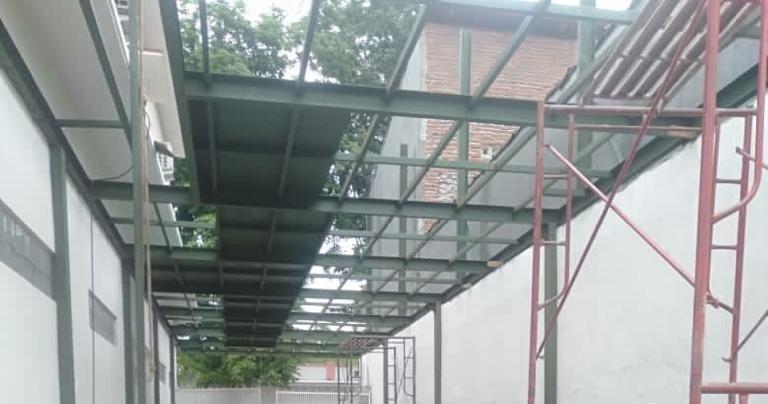 Harga Metal Deck / Floor Deck / Bondek Murah   H. YAYAR FUAD – CV. TIGA PUTRA 0813 3012 9730